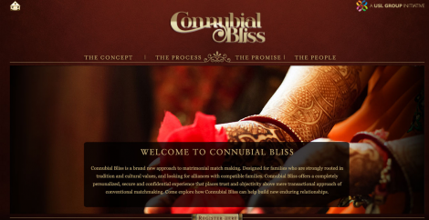 Connubial Bliss