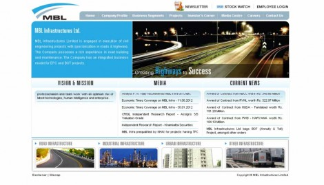 MBL Infrastructure LTD.