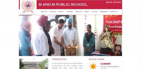 M&M School